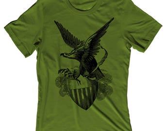 Eagle and Shield - America T-Shirt