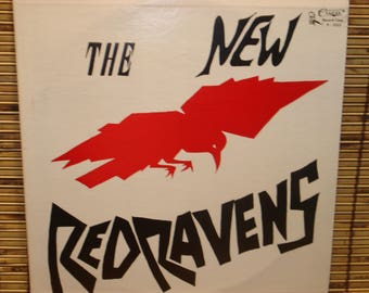 The New Red Ravens Vintage Polka LP - Cuca Records - 1960s