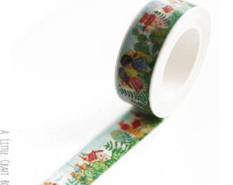 1 roll of washi tape - Once upon a time