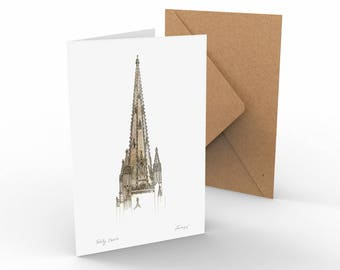Trinity Church - Architectural Icons Series