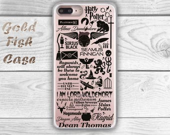 Harry Potter Iphone 6S Case Potter Iphone 6 Case Potter Iphone Case Potter Iphone 5 Case 5C 5S 6 Plus 6s Plus Phone Potter Phone Case u025b