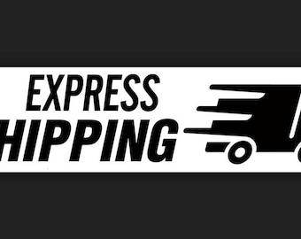 Express Shipping - FEDEX to Florida