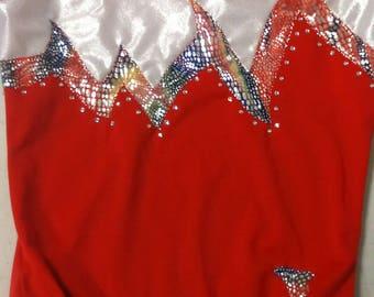 practice Leotard for gymnastics, dance, circus