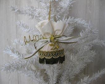 fabric hanging decoration ornament