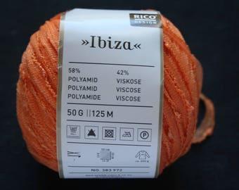 Rico Design Ibiza Fabre 002 Orange ball