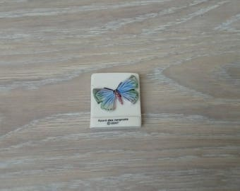 Bean collection porcelain Butterfly