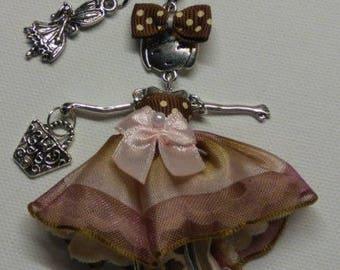 Beautiful Keychain, bag Sydounette 04