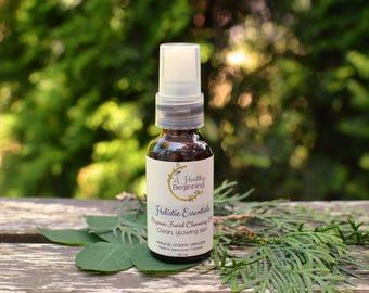Organic Facial Cleansing Oil