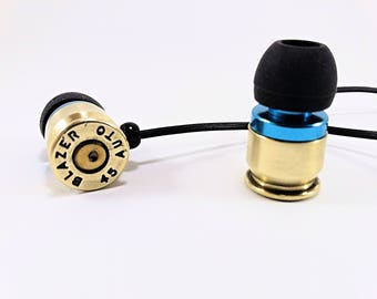 Headphones hands free 45 Auto casings