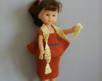 All crochet for dolls from 33cm