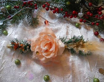 Christmas table Centre flower