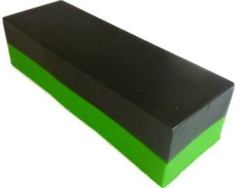 Green Goblin Soap - 100g Slice