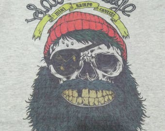 Rock Monster T shirt Medium Metal