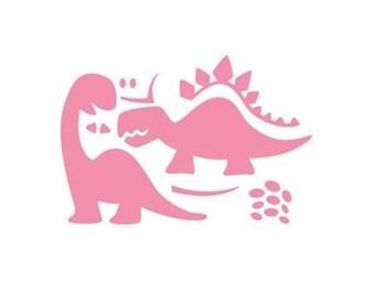 Die cut Marianne Design collectible Eline's Dino's new