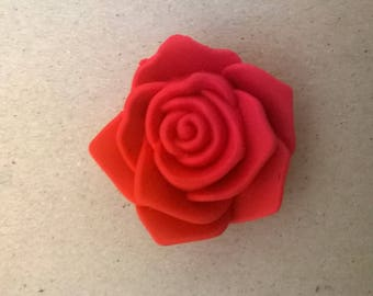 red rose silicone rubber