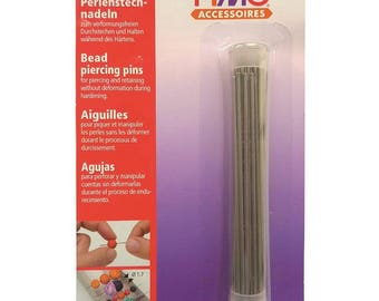 X 50 - Fimo polymer beads needles - Ref 68712020