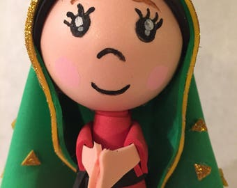 Virgen De Guadalupe Doll