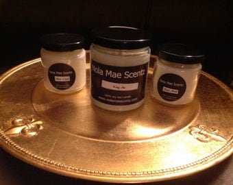 King Me | Male Inspired Candle | Cologne | Scented Soy Candles by Nola Mae Scentz