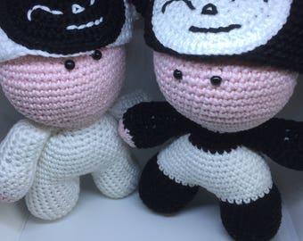 Crochet Amigurumi Pussycat Dolls
