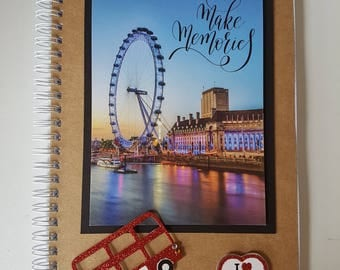 A5, Notebook, Premium, One of a kind, Special, Journal, Notes