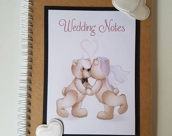 A5, Wedding Notes, Notes, Wedding, Journal
