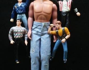 New Kids on the Block Figurines