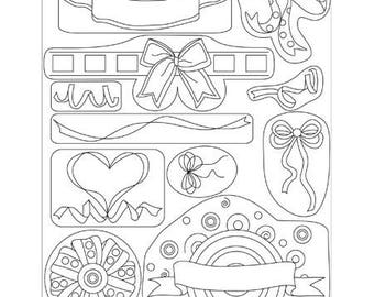 Noeuds_PG41912 clear stamps