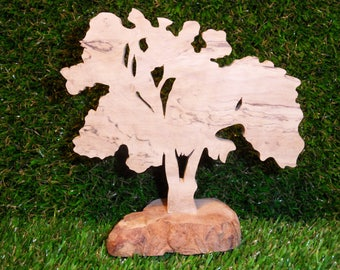 """Chatel"" wooden tree"