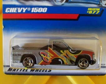 Have one to sell? Sell now Details about  HOT WHEELS 1997 CHEVY 1500 #877
