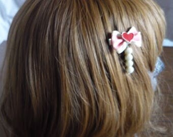 Small hair clip