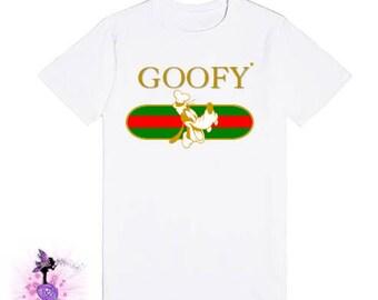 Goofy  Unisex Keepsake T-shirt for Adults | Designer Inspired | Custom Shirt
