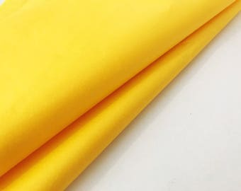 Bright Yellow Tissue Paper Sheets- Gift Wrapping/Bulk Tissue Paper/Tissue Paper Tassels/Dot Tissue Paper/Pom Poms/Wrapping Paper/Tissue