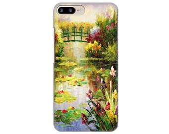 Case for iPhone 4-5-6-7, Claude Monet