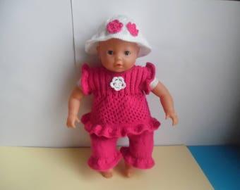 beachwear knitting for babies Corolla 42cm