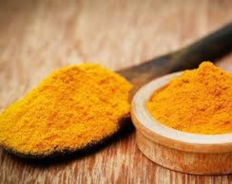 Turmeric saffron des Indies organic 100 g anti-oxidant, anti-aging, dye