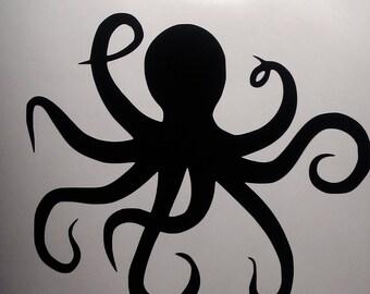 6X6 Octopus