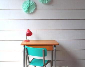 60's for kids school desk.