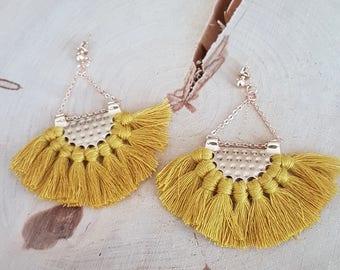 Bohem earrings