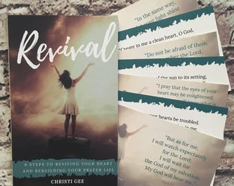 REVIVAL Set // Book + (7) Scripture cards