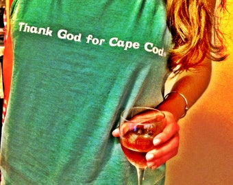 Thank God for Cape Cod Tank Top