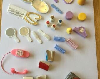 Sindy bedroom accessories
