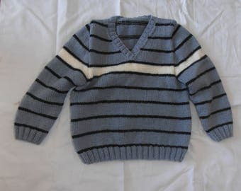 Child (boy, 4t) Wool Sweater