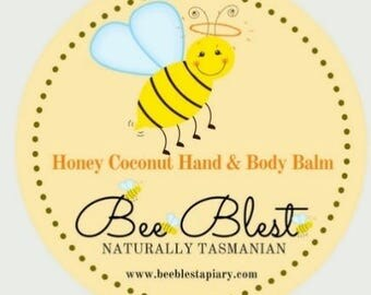 Honey Coconut Hand & Body Balm