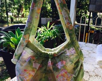 Pumpkin Style Nappy Bag