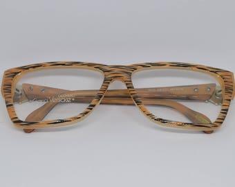 Frames for prescription glasses Versace vintage anni ' 80