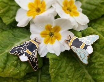 Bumblebee Hard Enamel Pin