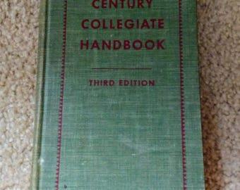 Vintage Collegiate Handbook