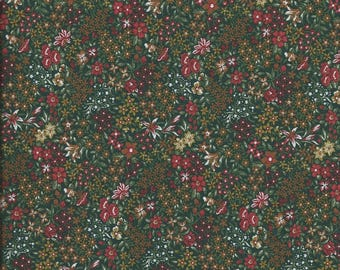 Coupon patch fabric flowers liberty