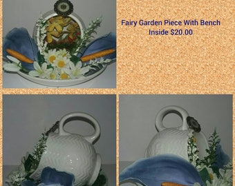 Adorable fairy garden accessory