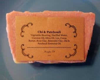Chi & Patchouli Soap